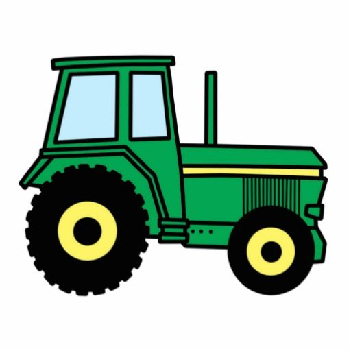 Tractor cutting hay clipart png free Cartoon clip art with a cool green farmer tractor truck ... png free
