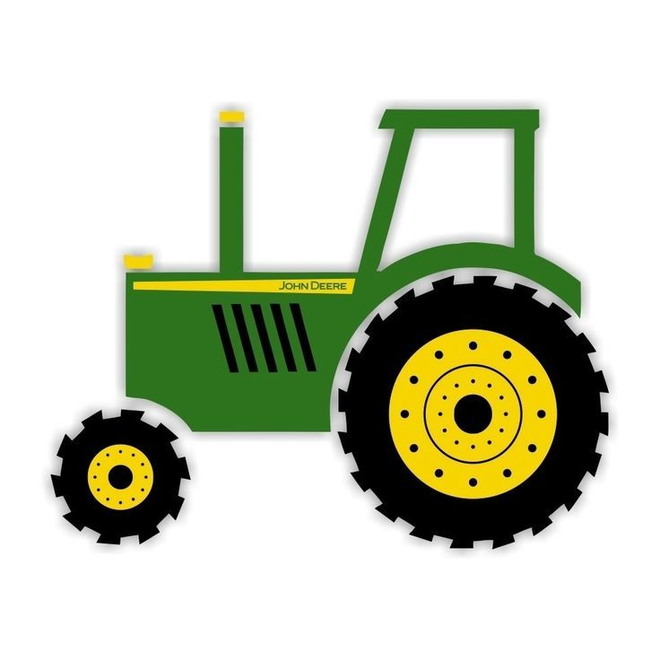 Kids john deere tractor clipart image transparent Tractor Rear View Mirror Icon - Free Icons | Baby Boy Room ... image transparent