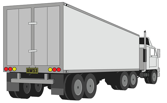 Tractor trailer clipart free graphic free library Free Tractor Trailer Cliparts Download Clip Art Cheap ... graphic free library