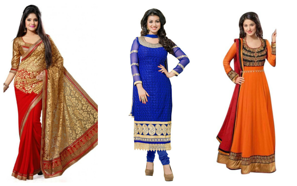 Traditional banner download 5 Most Stylish Traditional Indian Wear! – AwwStruck : Online ... banner download