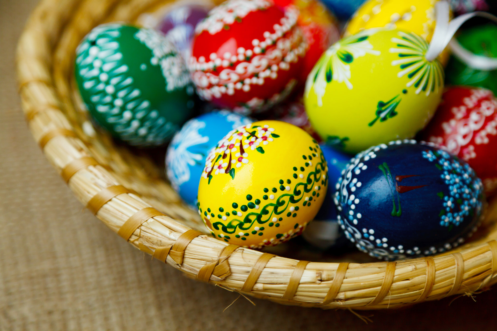 Traditional graphic Traditional Easter Eggs Free Stock Photo - Public Domain Pictures graphic