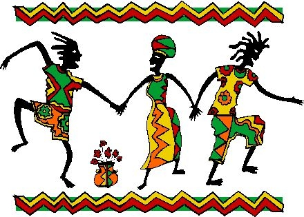 West african clipart royalty free library West African Dance Clipart - Clip Art Library royalty free library