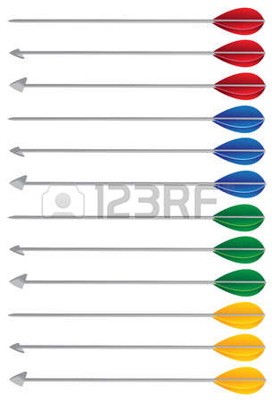Traditional arrow clipart banner library 1,222 Traditional Archery Stock Vector Illustration And Royalty ... banner library