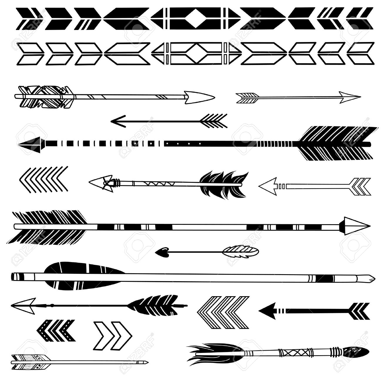Traditional arrow clipart svg transparent library Traditional arrow clipart - ClipartFest svg transparent library