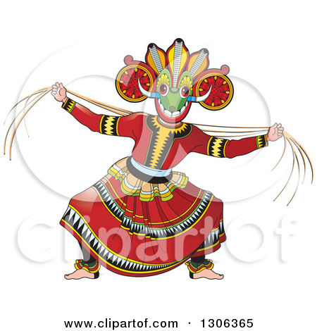 Traditional art clipart banner free stock Royalty-Free (RF) Sri Lanka Clipart, Illustrations, Vector Graphics #1 banner free stock