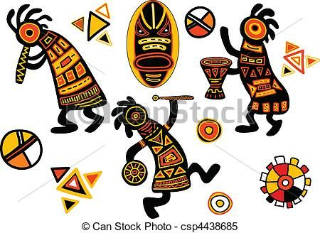 Traditional art clipart free stock Pin by Elvira Nimmee on Musica africana | Pinterest | Traditional ... free stock