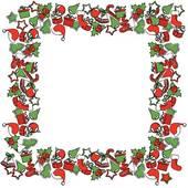 Traditional christmas clip art clip art freeuse library Traditional Christmas Clipart - Clipart Kid clip art freeuse library