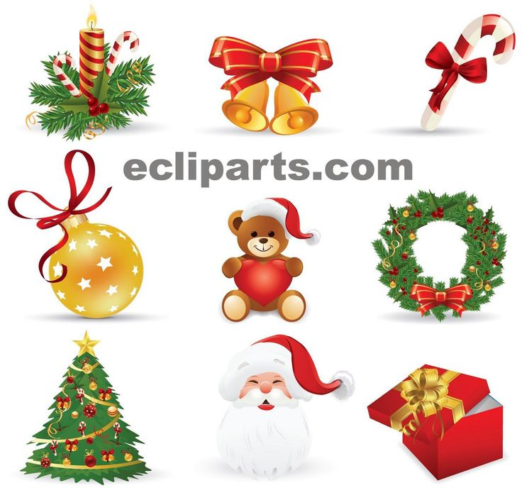 Traditional christmas clip art clip art black and white library 1000+ images about Christmas Clip Art & Printables on Pinterest ... clip art black and white library
