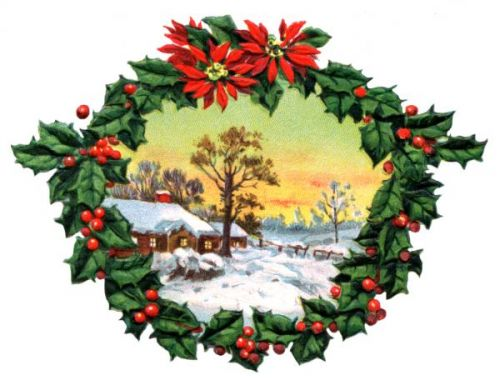 Traditional christmas clip art png royalty free stock Traditional christmas clipart free - ClipartFest png royalty free stock