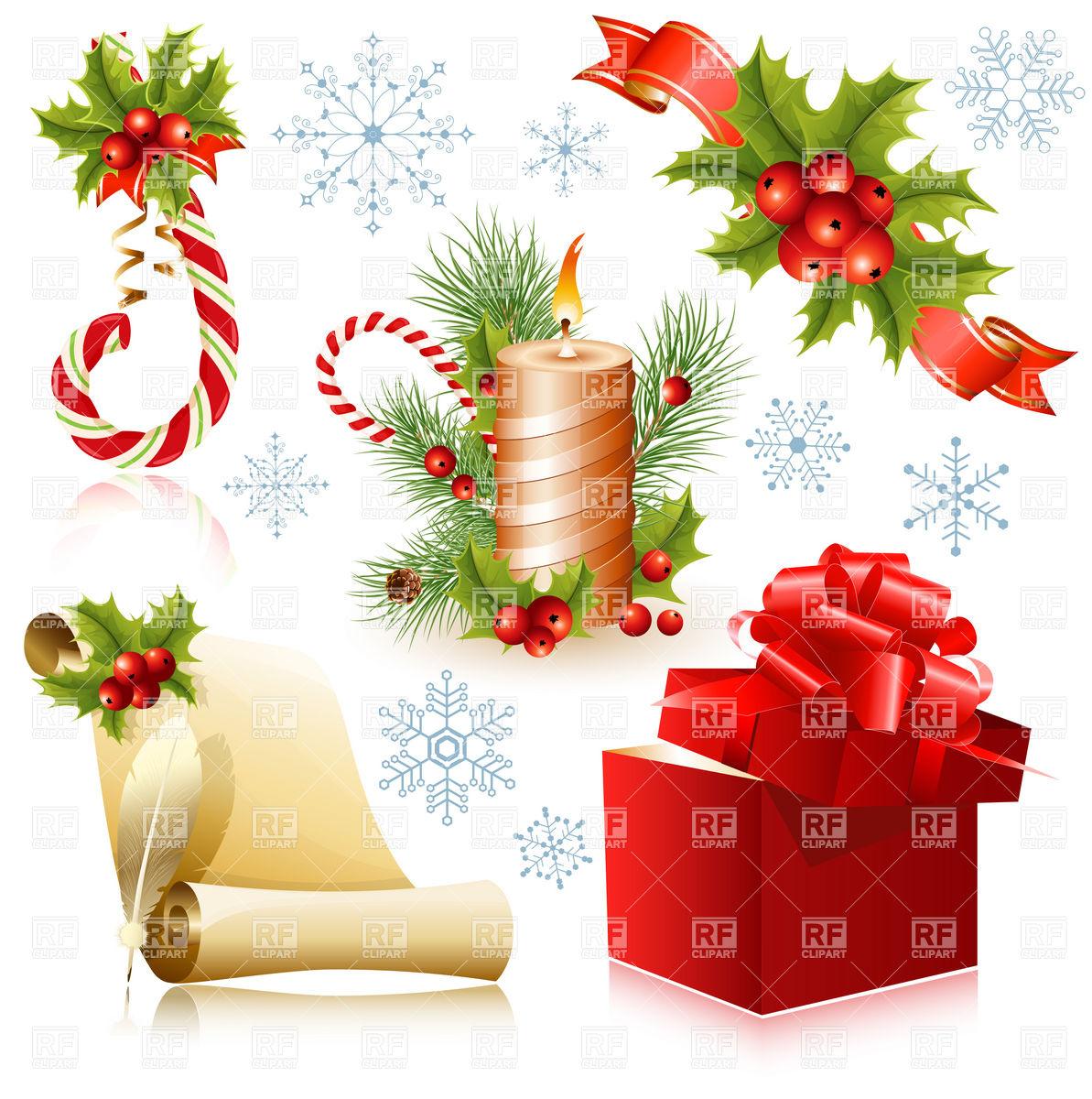 Traditional christmas clip art jpg library Traditional Christmas Clipart - Clipart Kid jpg library