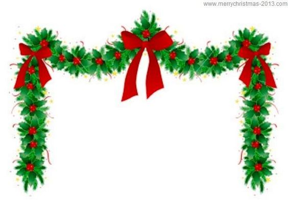 Traditional christmas clipart svg library Christmas Border Free Clip Art | christmas-clipart-borders-Merry ... svg library