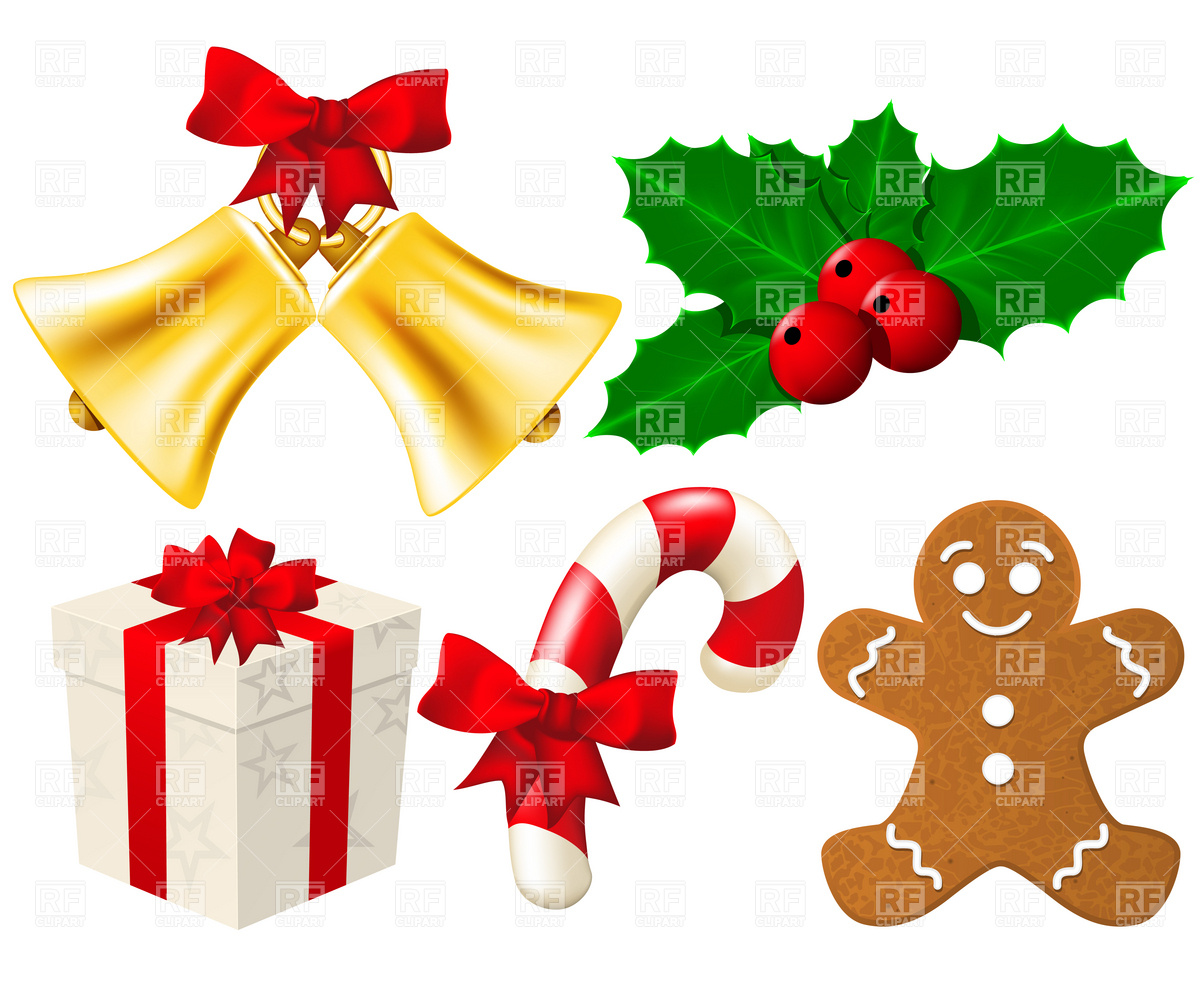 Traditional christmas decoration clipart image free stock Christmas Decorations Clipart - Clipart Kid image free stock