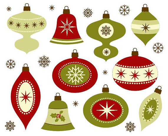 Traditional christmas decoration clipart clipart royalty free library 1000+ images about Christmas Clip Art on Pinterest | Trees ... clipart royalty free library