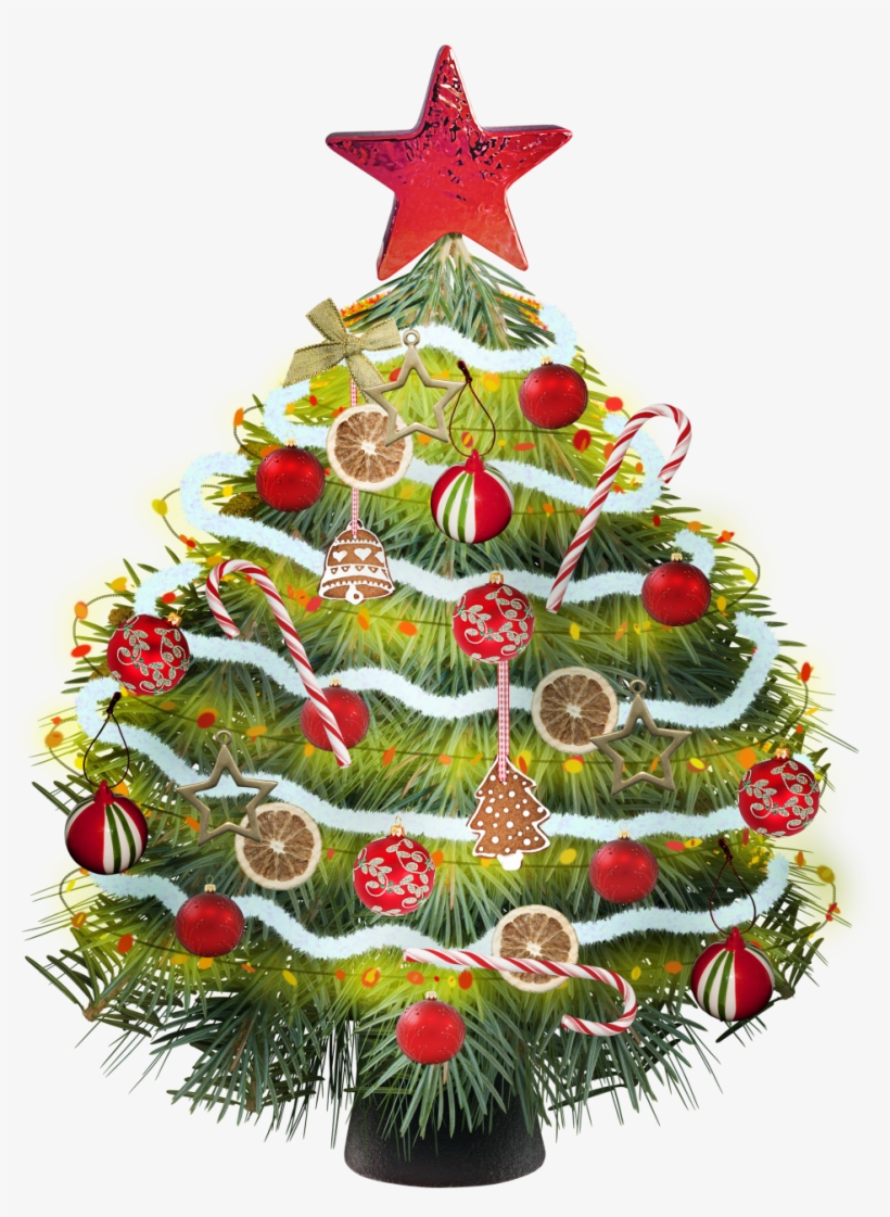 Traditional christmas images clipart graphic freeuse library Christmas Tree Clipart Colorful - Traditional Christmas Tree ... graphic freeuse library