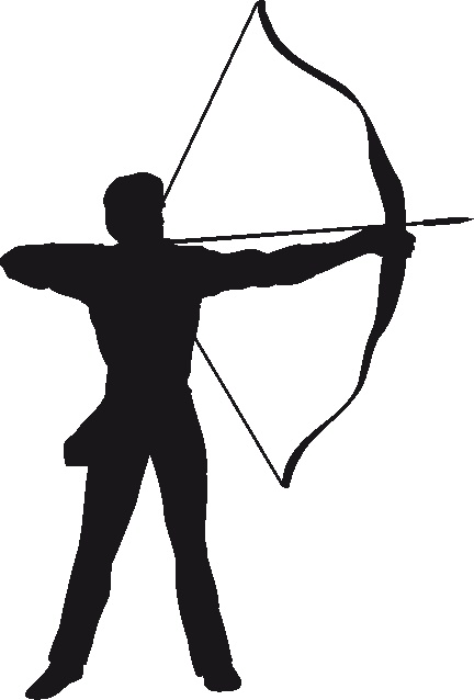 Traditional class archer clipart png library download 17 Best images about archery ♡ on Pinterest | Compound bows ... png library download