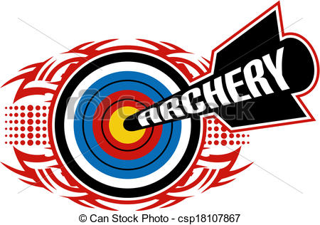 Traditional class archer clipart clip library 1000+ images about Archery on Pinterest | Logos, Shirt ideas and ... clip library