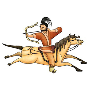 Traditional class archer clipart clipart freeuse library Traditional class archer clipart - ClipartFox clipart freeuse library