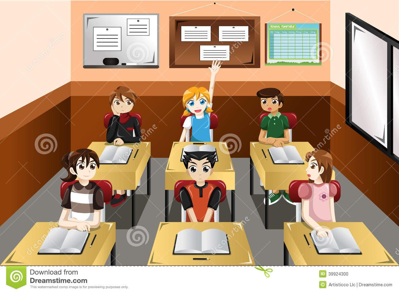 Traditional classroom clipart jpg free Class Clipart | Clipart Panda - Free Clipart Images jpg free
