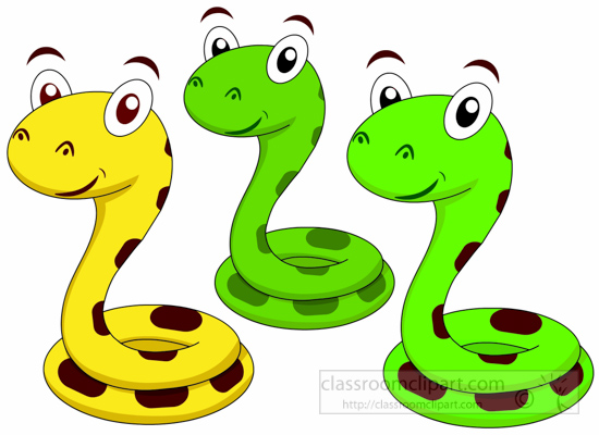 Traditional clipart 3eyed snake black and white stock Snake clip art - ClipartFest black and white stock