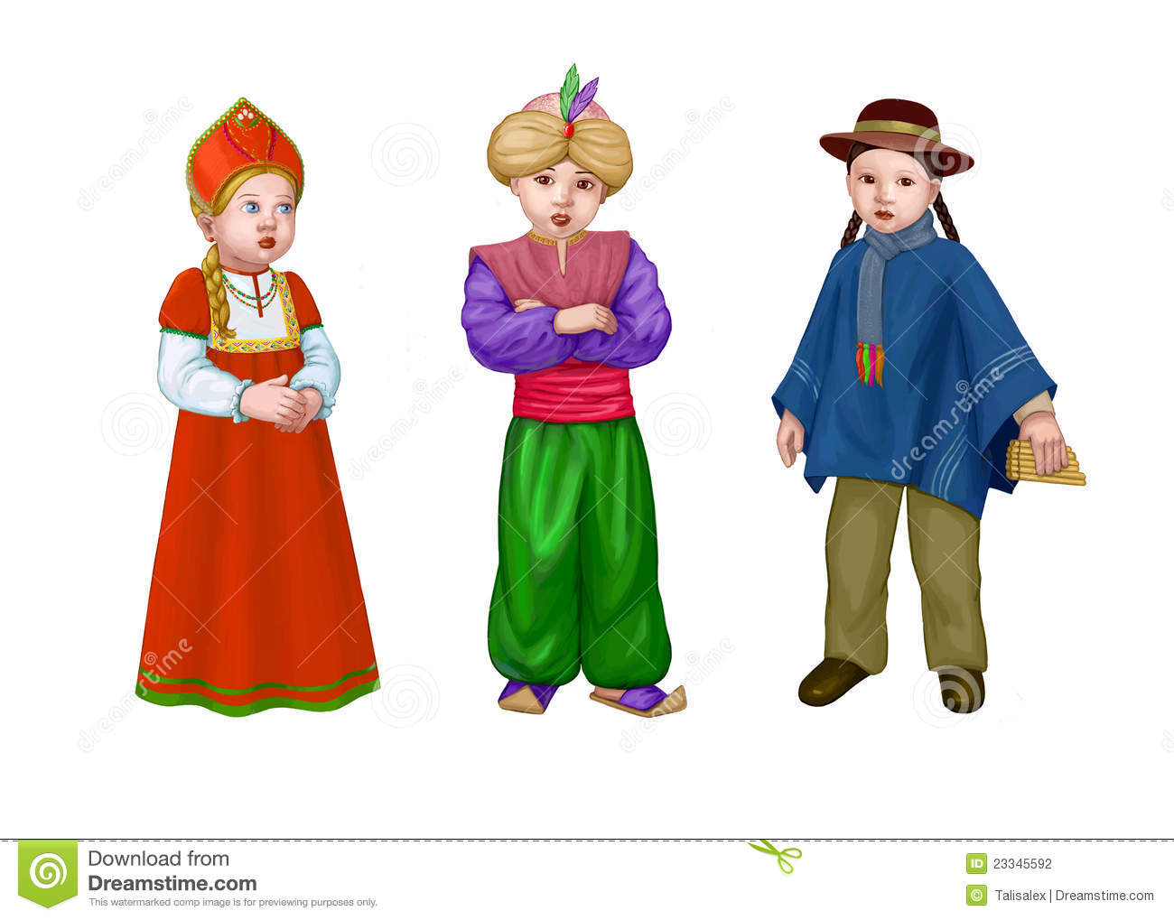 Traditional costumes clipart svg royalty free library National costumes clipart - ClipartFest svg royalty free library