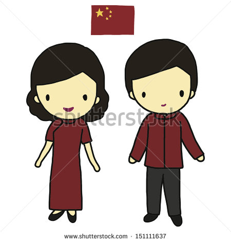 Traditional costumes clipart banner royalty free Thai Clothing Clipart - Clipart Kid banner royalty free