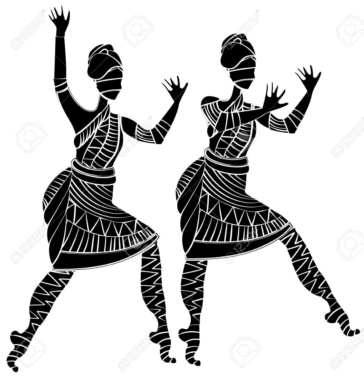 Traditional dance clipart image royalty free African dance on emaze image royalty free