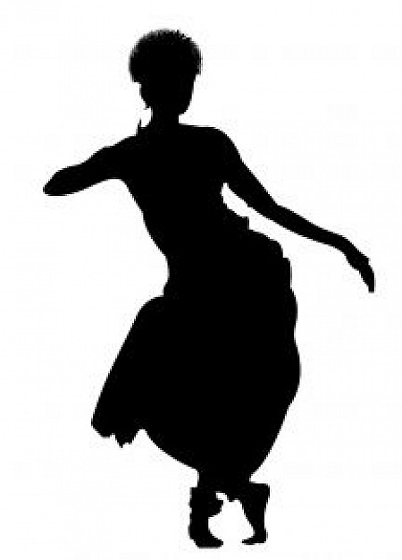 Traditional dance clipart svg free stock Traditional dance clipart - ClipartFest svg free stock