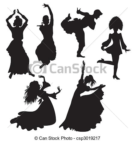 Traditional dance clipart png transparent library Traditional dance clipart - ClipartFest png transparent library