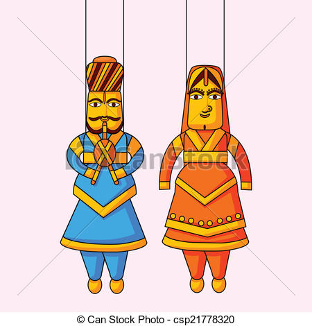 Traditional dress of rajasthan clipart picture black and white library Rajasthan clipart - ClipartFest picture black and white library