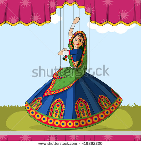 Traditional dress of rajasthan clipart svg transparent stock Rajasthani Culture Stock Images, Royalty-Free Images & Vectors ... svg transparent stock