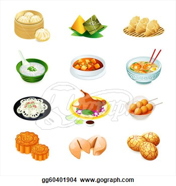Traditional food clipart download Authentic chinese food clipart - ClipartFest download