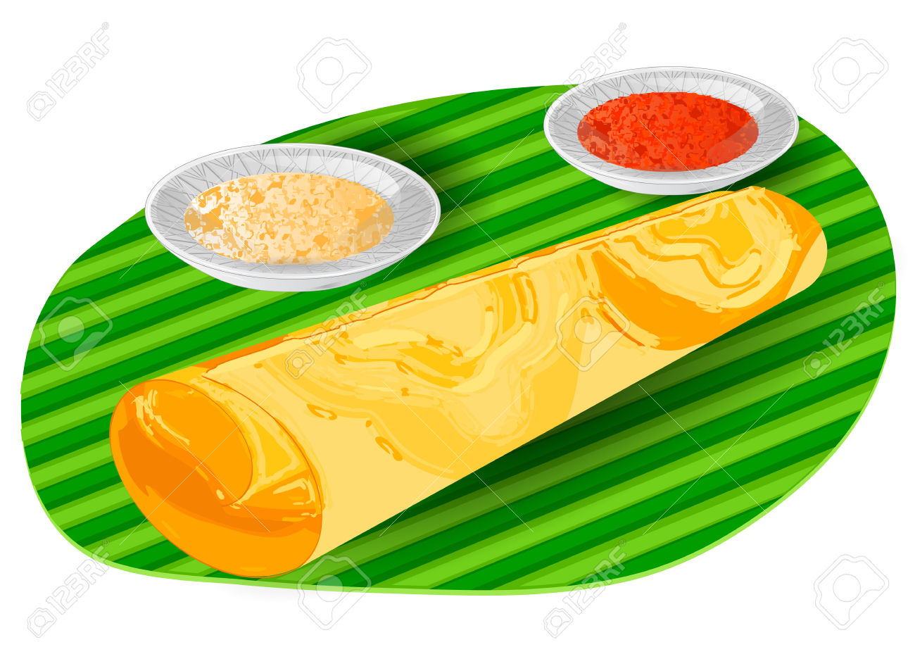 Traditional food clipart picture royalty free download Plate of indian food clipart - ClipartFest picture royalty free download