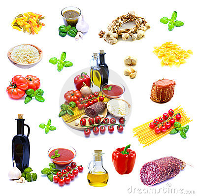 Traditional food clipart svg free stock Traditional Italian Food Stock Images - Image: 33848064 svg free stock