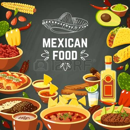 Traditional food clipart picture royalty free download 8,373 Mexican Food Cliparts, Stock Vector And Royalty Free Mexican ... picture royalty free download