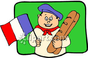 Traditional french people clipart image free Clipart french - ClipartFest image free