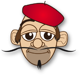 Traditional french people clipart jpg download French beard clip art - ClipartFest jpg download