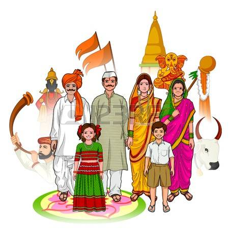 Traditional indian family clipart graphic library download 482 Indian Mother Cliparts, Stock Vector And Royalty Free Indian ... graphic library download
