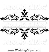 Traditional wedding clipart picture freeuse download Royalty Free Floral Frame Stock Wedding Designs picture freeuse download