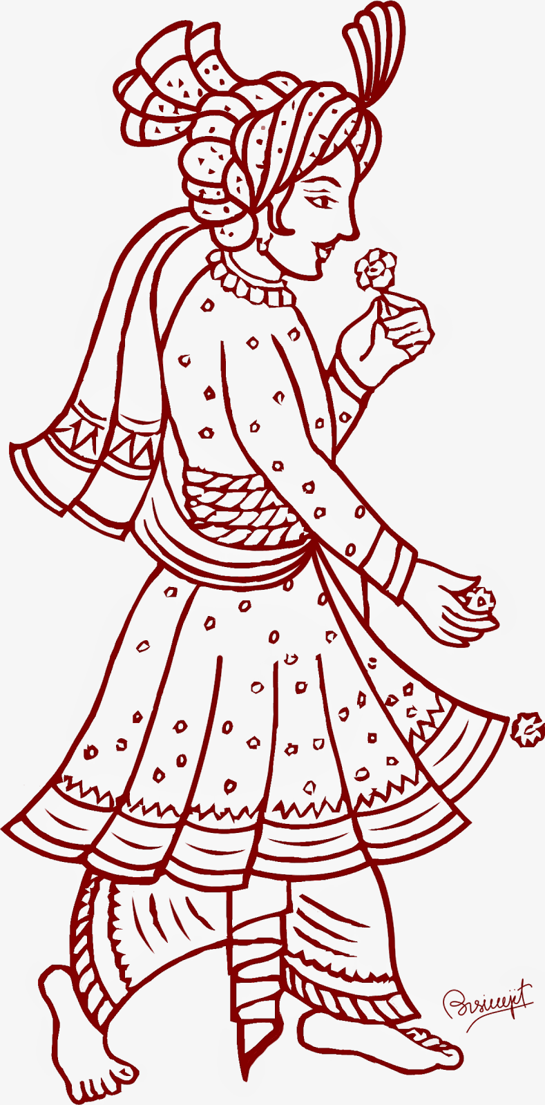 Traditional wedding clipart indian stock Indian wedding doli clipart - ClipartFest stock