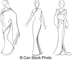 Traditional woman clipart jpg royalty free library Traditional Illustrations and Clip Art. 684,176 Traditional ... jpg royalty free library