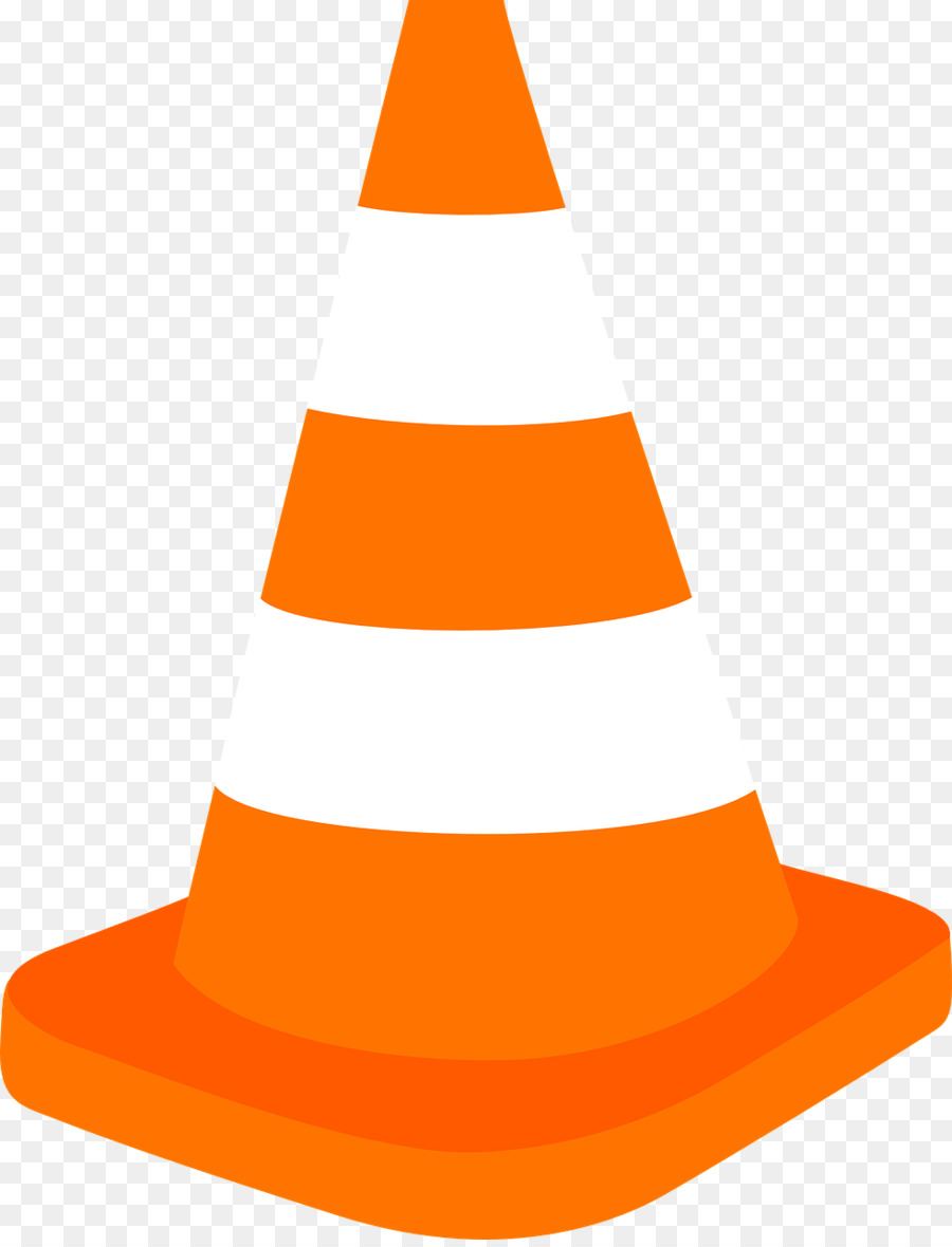 Traffic cone clipart free jpg black and white stock Hat Cartoon png download - 982*1280 - Free Transparent Cone ... jpg black and white stock