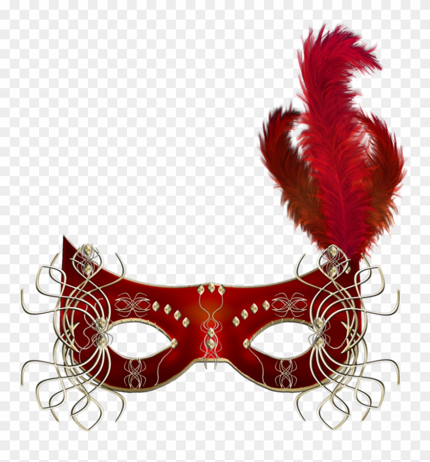 Tragedy masquerade mask clipart banner black and white download Red Mask Clipart Clipart Masking, Carnival - Red Masquerade ... banner black and white download