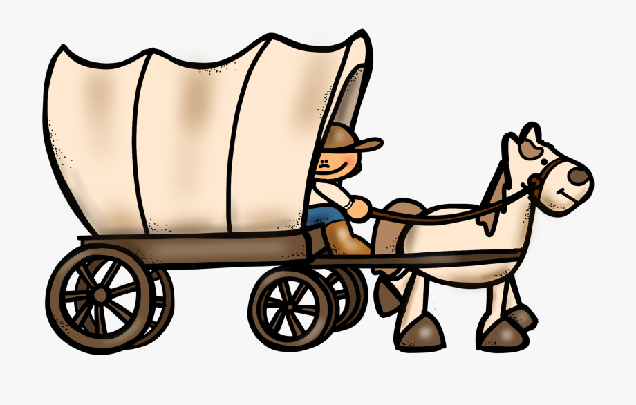 Trail clipart free clip black and white stock Oregon Trail Cliparts - Oregon Trail Wagon Clipart #457907 ... clip black and white stock
