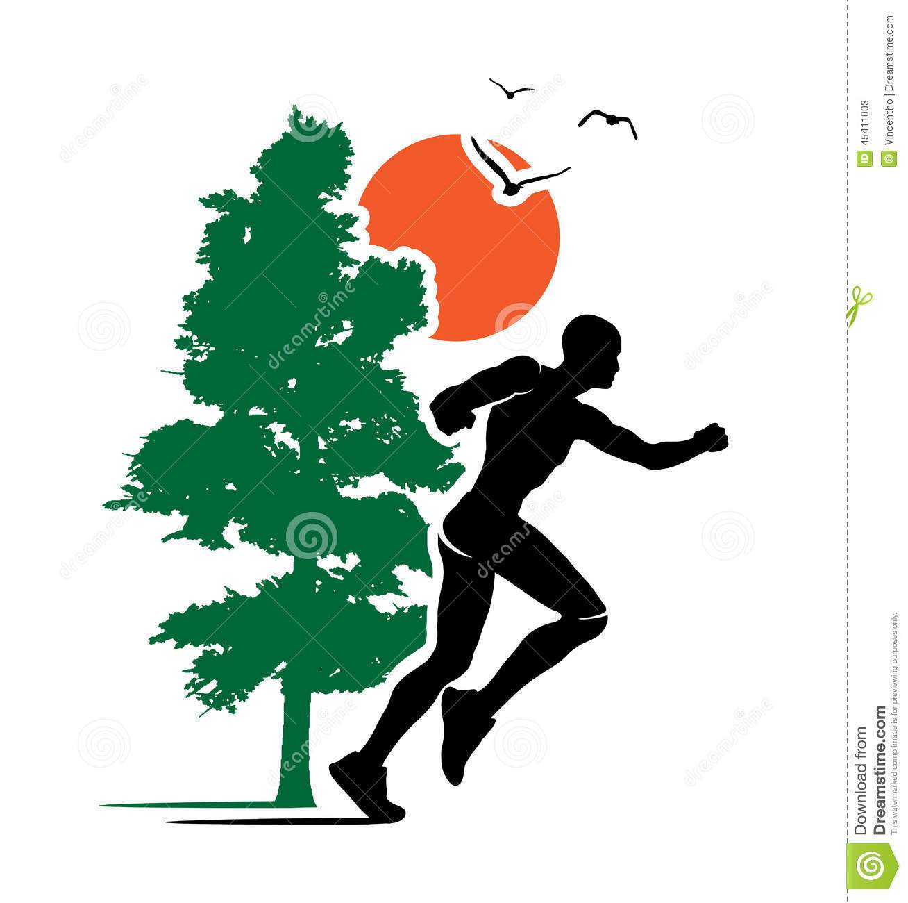 Trail running clipart clip freeuse Trail running clipart 4 » Clipart Portal clip freeuse
