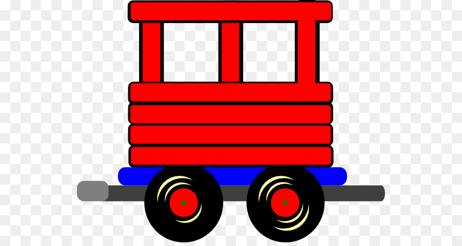 Train with a caboose clipart clipart black and white library Train Icon clipart - Train, Red, Product, transparent clip art clipart black and white library