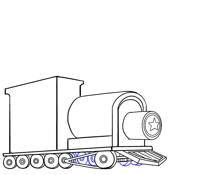 Train car black and white clipart picture stock How to Draw a Train in a Few Easy Steps   Easy Drawing Guides picture stock