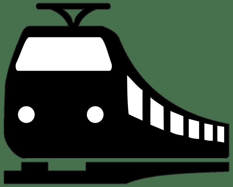 Train car black and white clipart jpg Train Clipart transparent PNG - StickPNG jpg