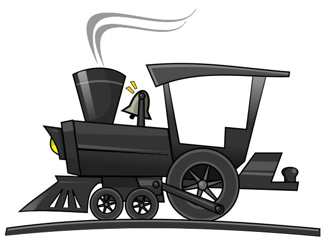 Train car clipart black and white picture transparent clipart trains gratuits - Clipground picture transparent