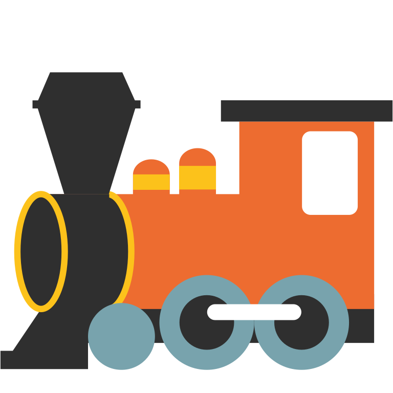 Train car silhouette clipart svg black and white stock Steam Train Silhouette at GetDrawings.com | Free for personal use ... svg black and white stock
