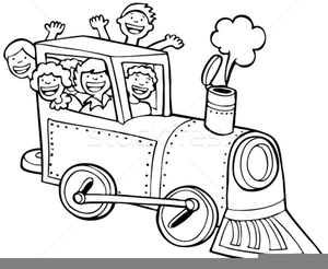 Train clipart black and white vector Free Train Clipart Black And White | Free Images at Clker ... vector